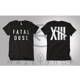 The Gazette Fatal Dose Dogma T Shirt One Ok Rock Babymetal Girugamesh Coldr