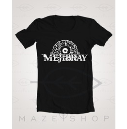Mejibray Logo T Shirt The Gazette One Ok Rock Baby Metal Scandal Dir En Grey