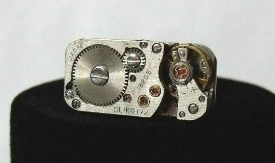 cog cufflinks