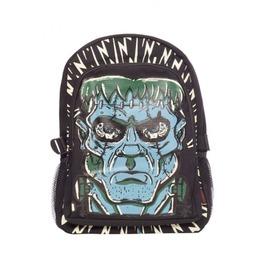 Frankenstein Monster Backpack Rucksack Bag Gothic Punk Emo