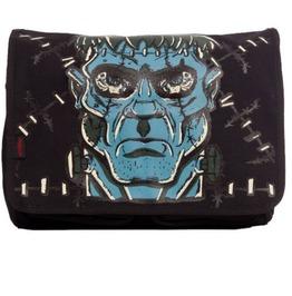 Frankenstein Monster Messenger Shoulder Laptop Bag
