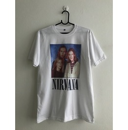 Nirvana Rock Grunge Fashion Unisex T Shirt M