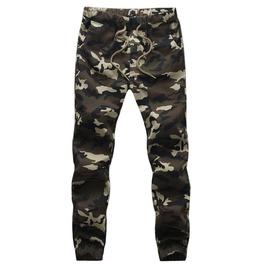 Urban Military Camouflage Men Jogger