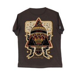 Around The World T Shirt Men Snake Legend