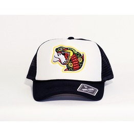 Cobra Summer Baseball Trucker Snake Legend