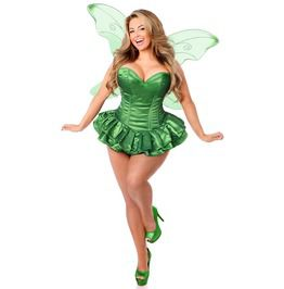 74768a3b075 Top Drawer 2 Pc Glitter Fairy Corset Dress Costume