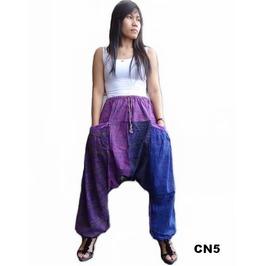 Harem Pants,Ohm Patchwork Ooak Cn05