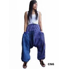 Harem Pants,Ohm Patchwork Ooak P06