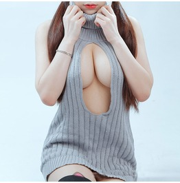 Virgin Killer Pullover Jersey Wh117
