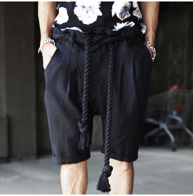 rebelsmarket_punk_rock_summer_linen_shorts_for_men__shorts_and_capris_3.jpg