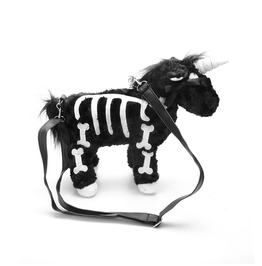Skeleton Unicorn Bag / Bolso Unicornio Esqueleto Wh195
