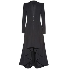 Long Wave Trench Coat