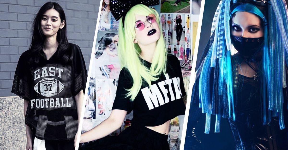 I Love Creepy Cute Goth Youth /& Mens Sweatshirt