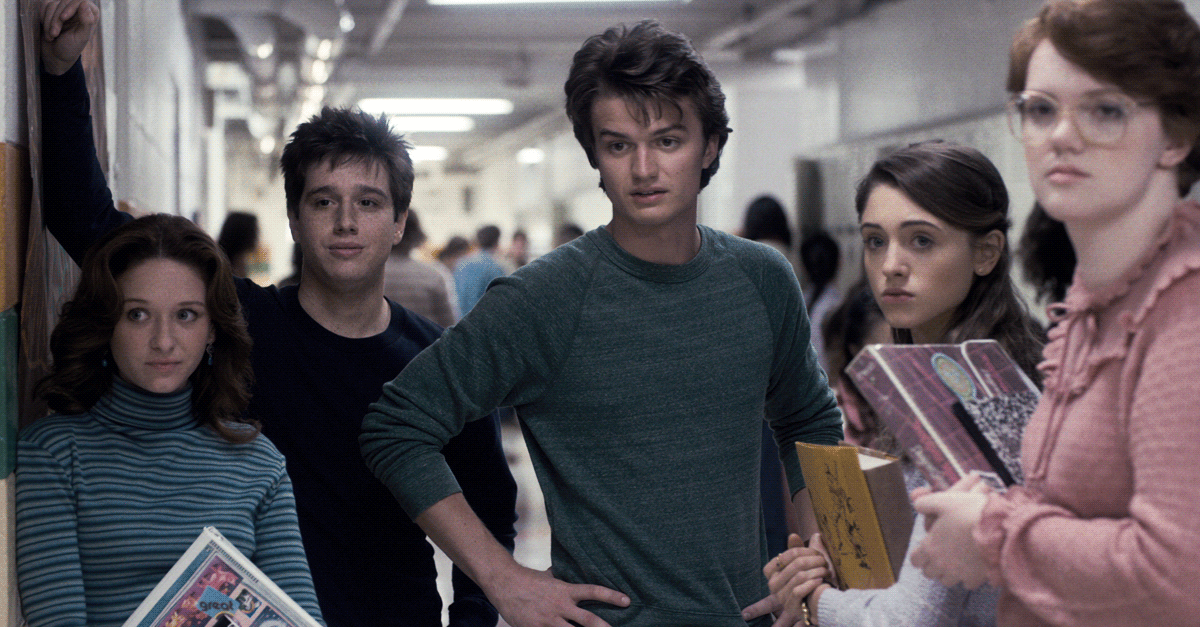 Steal The Look: Stranger Things
