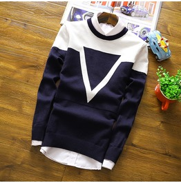 English Style Casual Men Sweaters