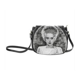 Bride Of Frankenstein Saddle Bag
