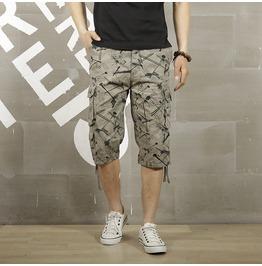 Cargo Casual Summer Men Shorts