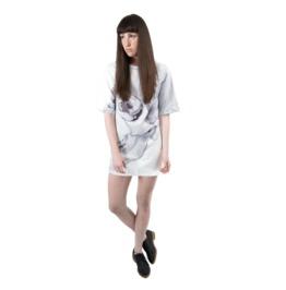 Beautiful End T Shirt Dress