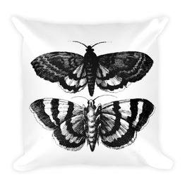 White Mothra Pillow