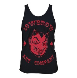 Red Devil Tank Top
