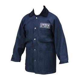 Prison Yard Lined Denim Jacket