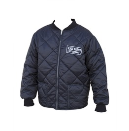 Men's Black Market Diamond Quilted Jacket