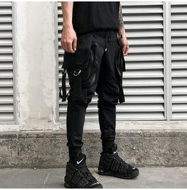 New Arrival Black Harem Pants Sports Sweatpants