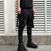 Rebelsmarket new arrival black harem pants sports sweatpants  pants 9