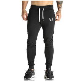 Cotton Sportswear Elastic Men Jogger