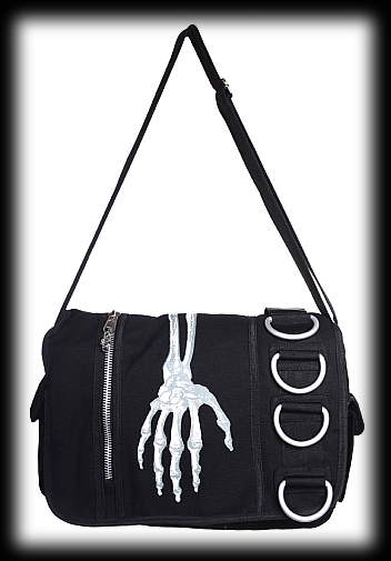 messenger bag goths