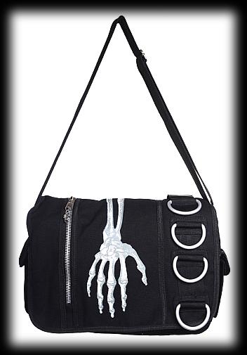 messenger bag goths