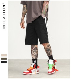 Men's Colorblock Ribbon Cargo Shorts