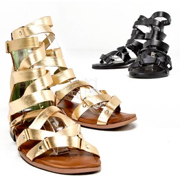 Luxurious Gladiator Sandals 442
