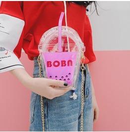 Bubble Tea Bag / Bolso Te Tapioca Wh248