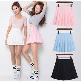 Pastel Skirt Falda Wh262