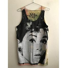 Audrey Fashion Pop Indie Tank Top M