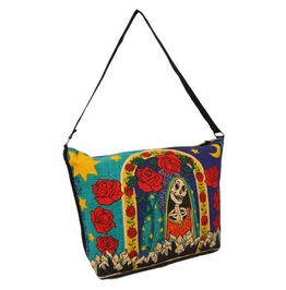 Day Of The Dead Virgin Mary Purse