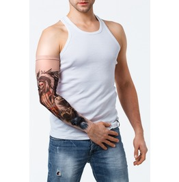 Native American Unisex Tattoo Mesh Sleeve