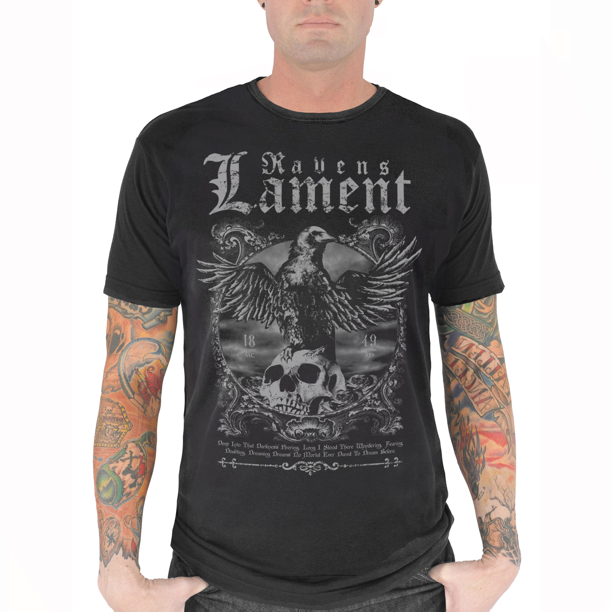rebelsmarket_ravens_lament_men_tee_t_shirts_2.jpg