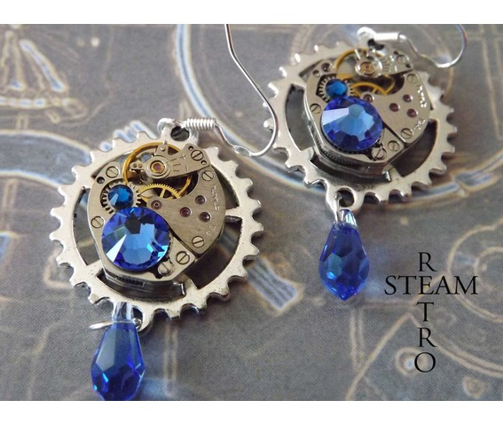 vintage_watch_movement_steampunk_saphire_earrings_earrings_3.jpg