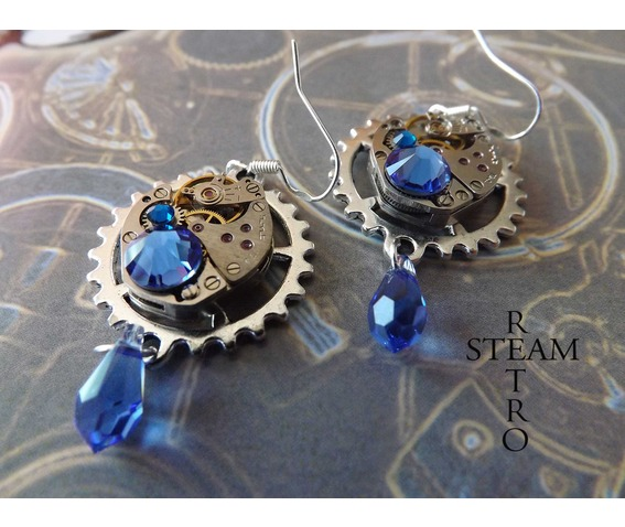 vintage_watch_movement_steampunk_saphire_earrings_earrings_2.jpg