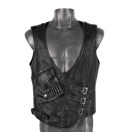 Punk Rave Y 598 Tactical Synthetic Leather Military Post Apocalyptic Vest