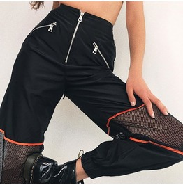 Fishnet Pants / Pantalones Rejilla Wh326