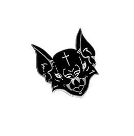 Fiend | Enamel Pin ~ Vampire Bat Pin | Trickery