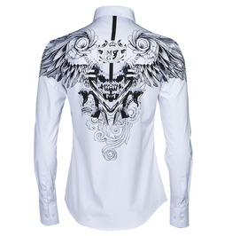Gothic Wings Limited Men Shirt