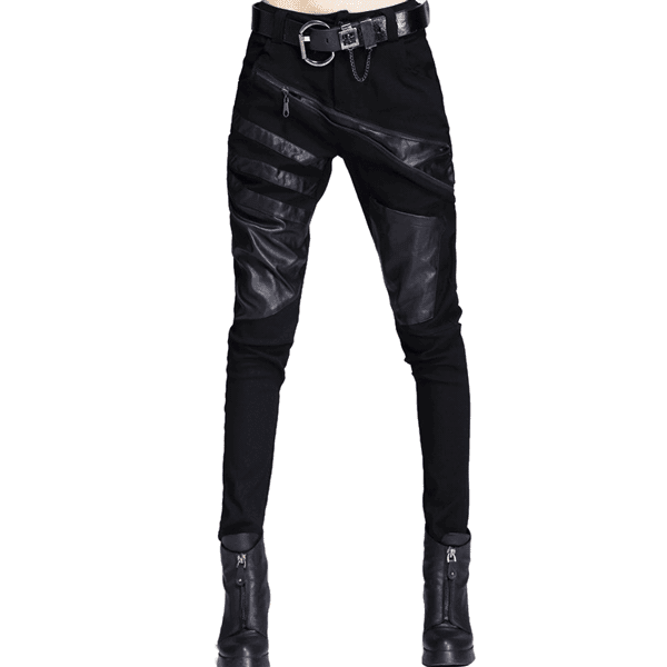 Innovative Home Gt Gothic Gt Black Gothic Steampunk Pants For Women