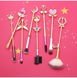 Sailor Moon Card Captor Sakura Brushes Brochas Wh365