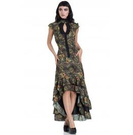 Jawbreaker Clothing Dark Mystic High Low Dress