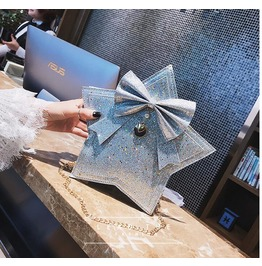 Fashion Pointed Star Shoulder Handbags