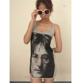 Lennon Classic Pop Rock Tank Top